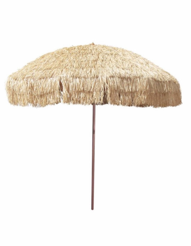 Tiki Umbrella With Base