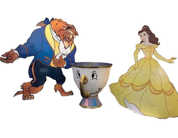 Beauty & The Beast Package A