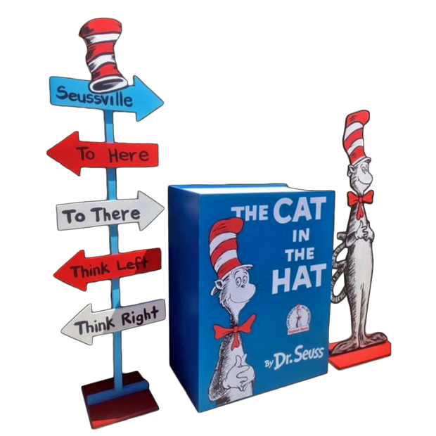 The Cat in the Hat Package