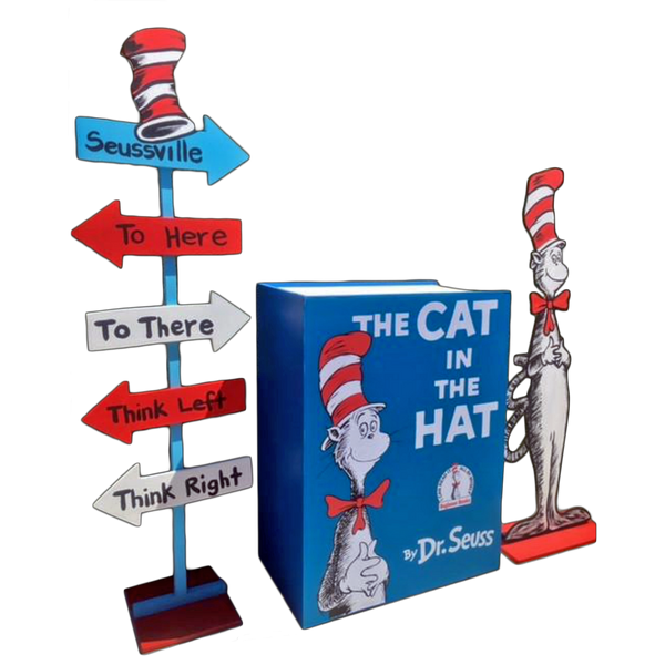 The Cat In The Hat Package Platinum Prop Rentals