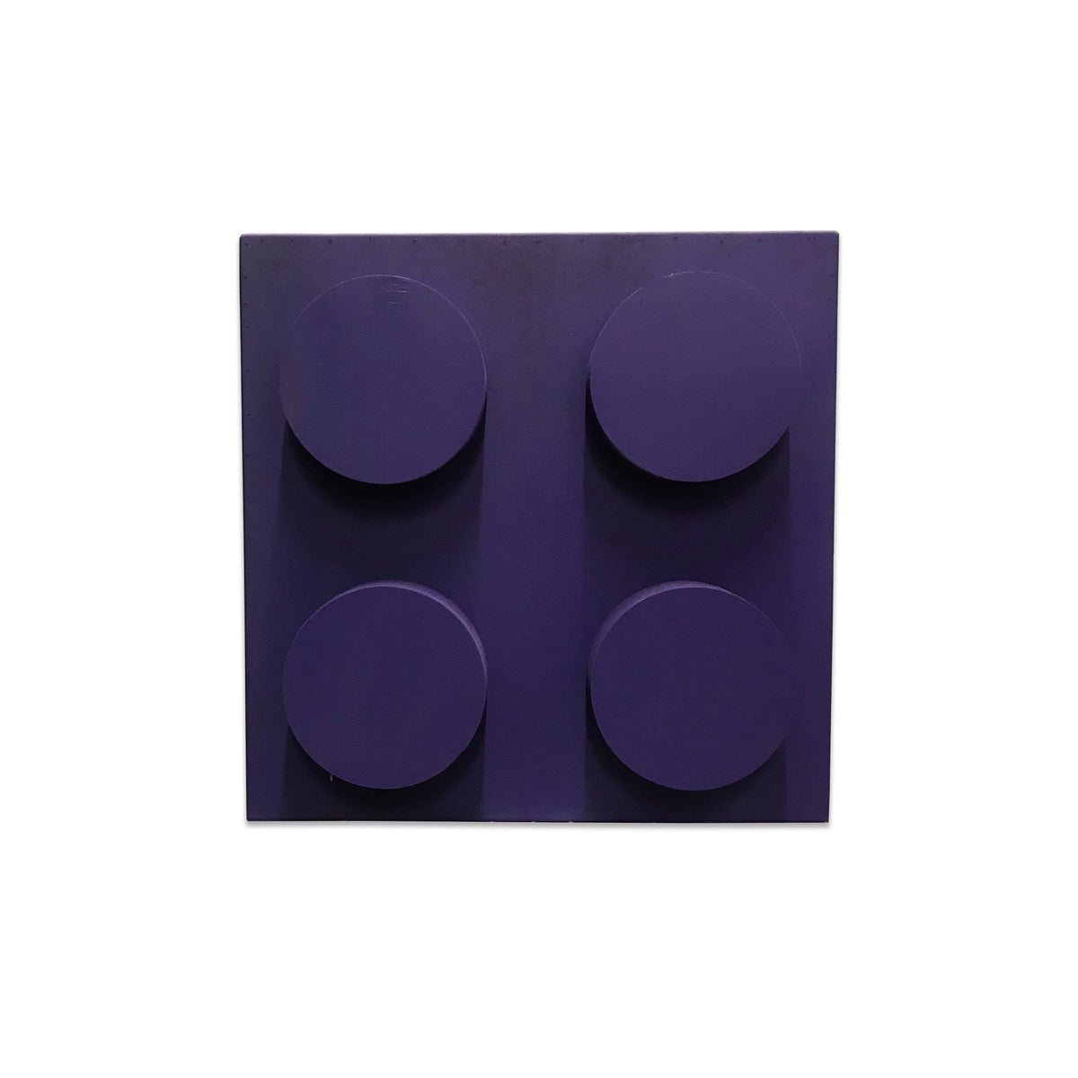 Purple Lego Brick