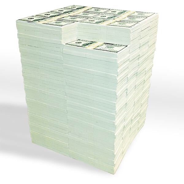 Stack Of Cash