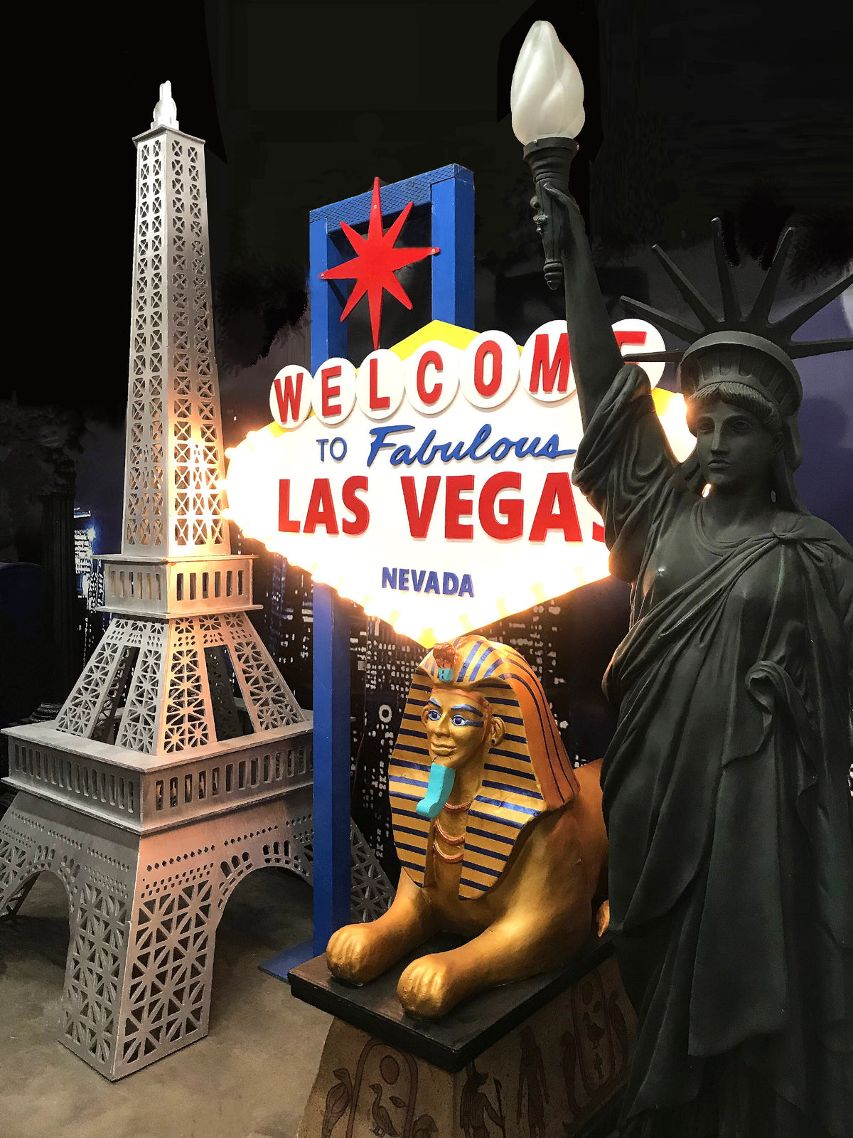 The Las Vegas Strip Package