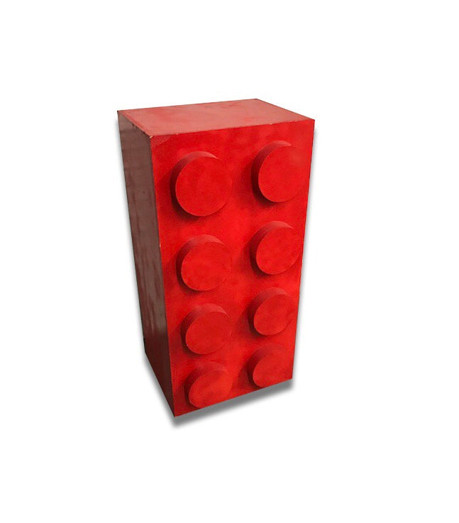 Red Lego Brick