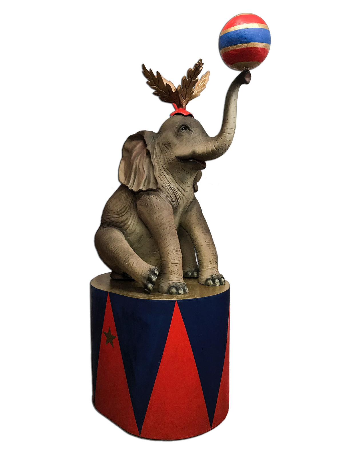 Circus Elephant Package
