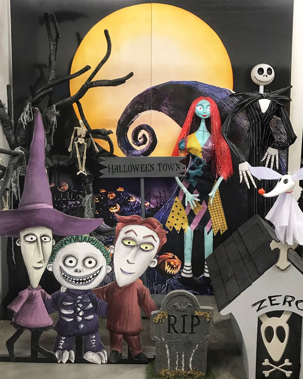 Nightmare Before Christmas Package