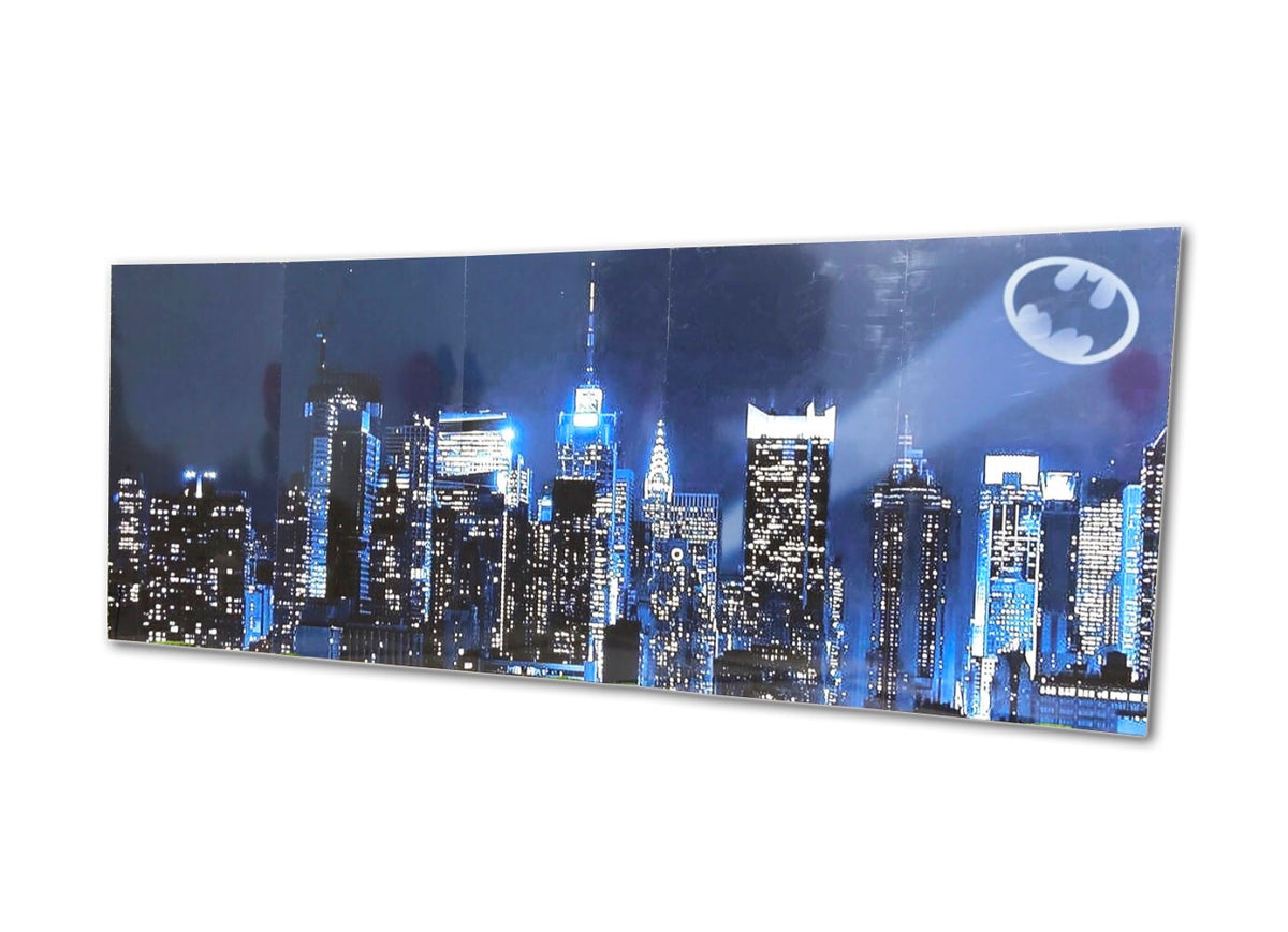 City Skyline Backdrop Panels