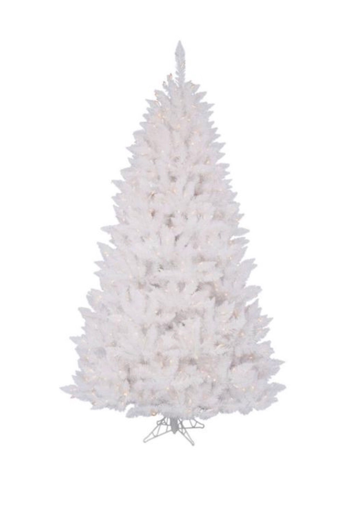 White Christmas Tree 8 Feet Tall