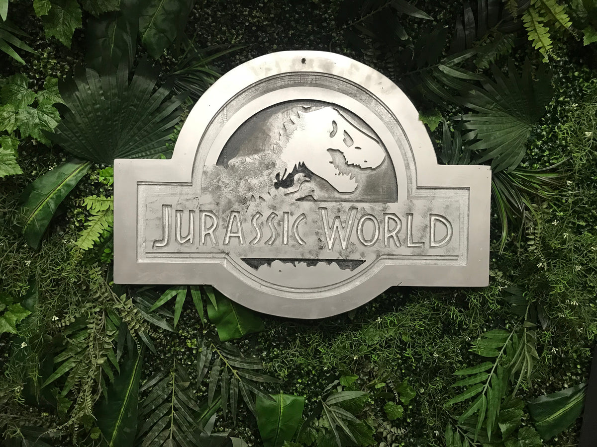 Jurassic World Backdrop