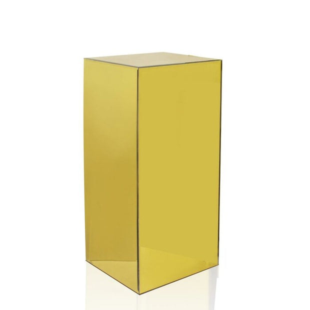 Gold Mirror Pedestal (3 Feet)