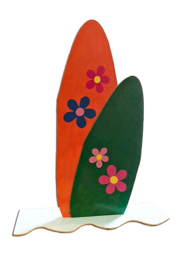 Flower Surf Boards
