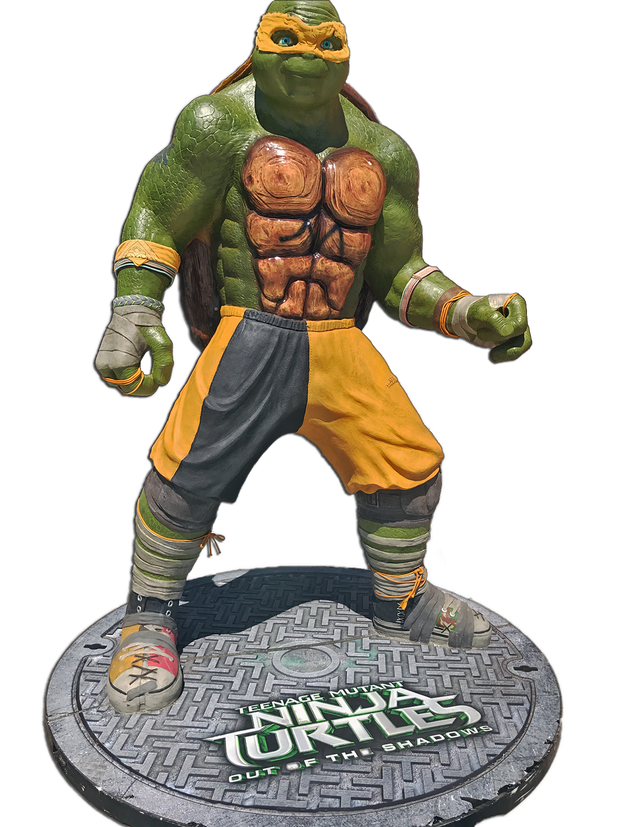 Michelangelo Teenage Mutant Ninja Turtle