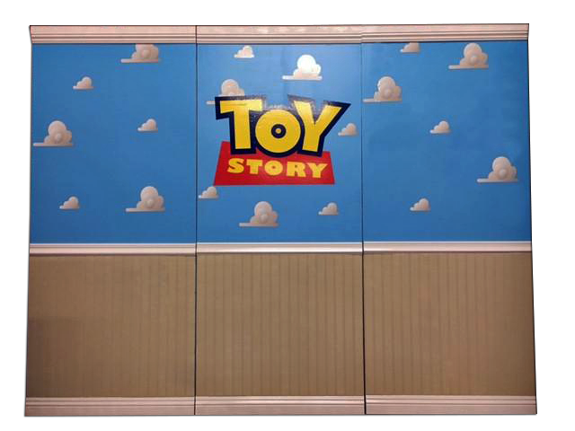 Toy Story Backdrop