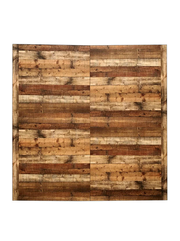 Faux Wood Backdrop Panels