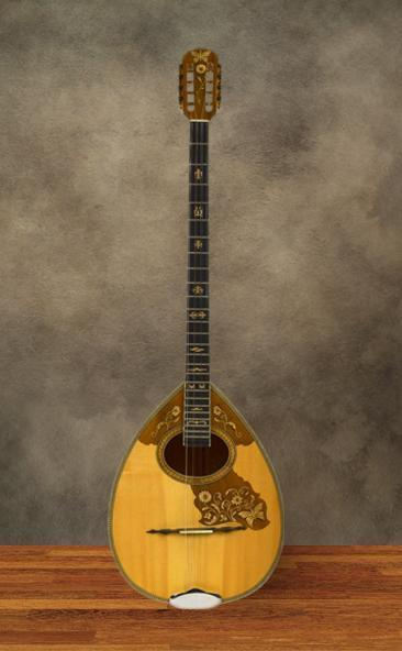 Musical instruments from all over the world – Lark in the