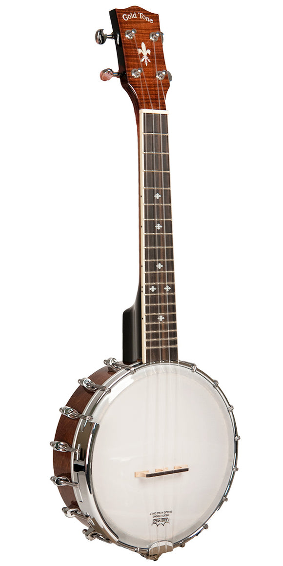 Banjolele: Concert-Scale Banjo-Ukulele with Gig Bag
