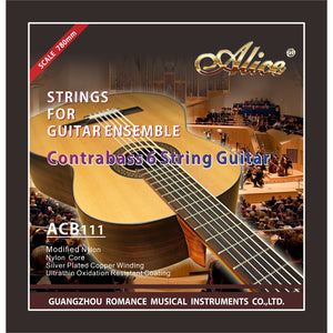 Alice Contrabass 6 String Guitar Strings