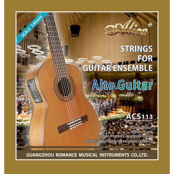 Alice Alto Guitar Strings