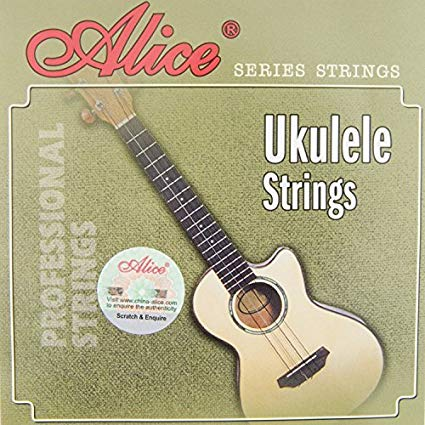 Alice Soprano Ukulele Strings