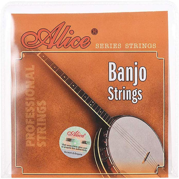 Alice 5-String Banjo Strings