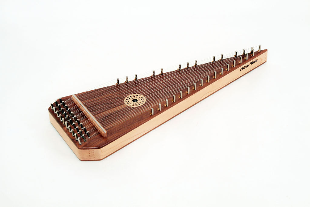 Bowed Psaltery, Custom Russell Cook