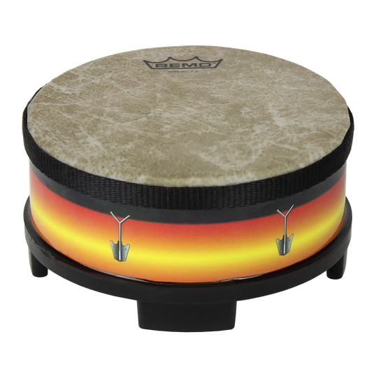 FINGER DRUM - SUNBURST, SHORT, 5