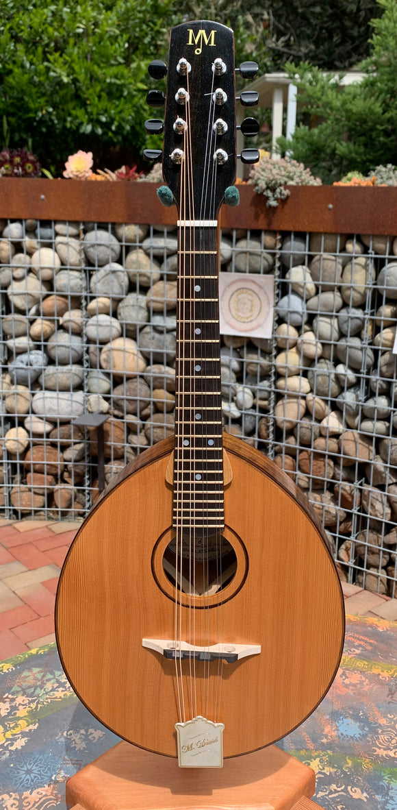 M. David Mandolins Oval Body 0021