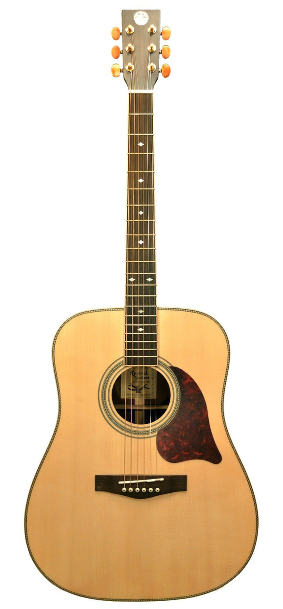 Revival Guitars RG-24M Matte Solid Spruce Rosewood Dreadnought Guitar