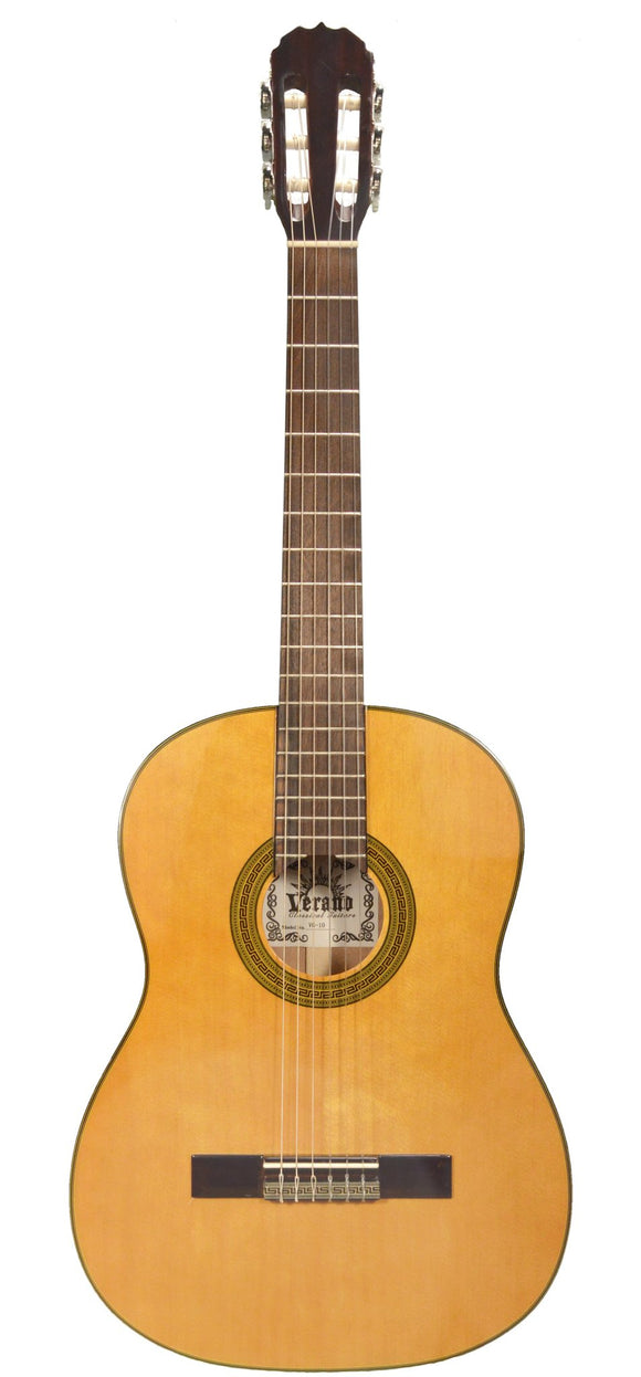 Verano Guitars VG-10 Full-Size Spruce Mahogany Classical Guitar