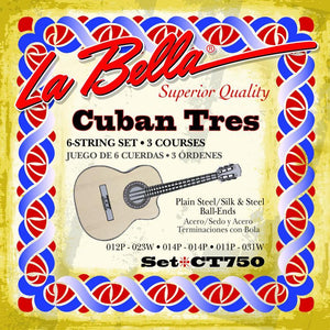 Accessories_Strings Cuban Tres String Set