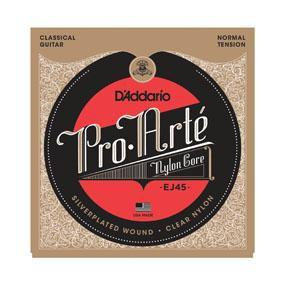 Accessories_Strings D'Addario Pro-Arté Nylon, Normal Tension Classic Guitar Strings EJ45