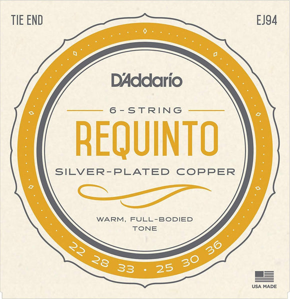 Accessories_Strings D'Addario Requinto Strings EJ94