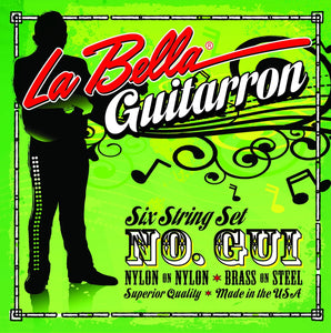 Accessories_Strings La Bella Guitarron String Set