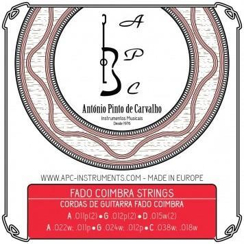 Accessories_Strings Portuguese Guitarra Coimbra Strings