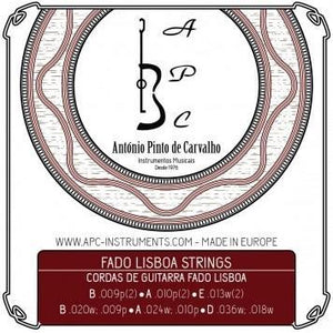 Accessories_Strings Portuguese Guitarra Lisboa Strings