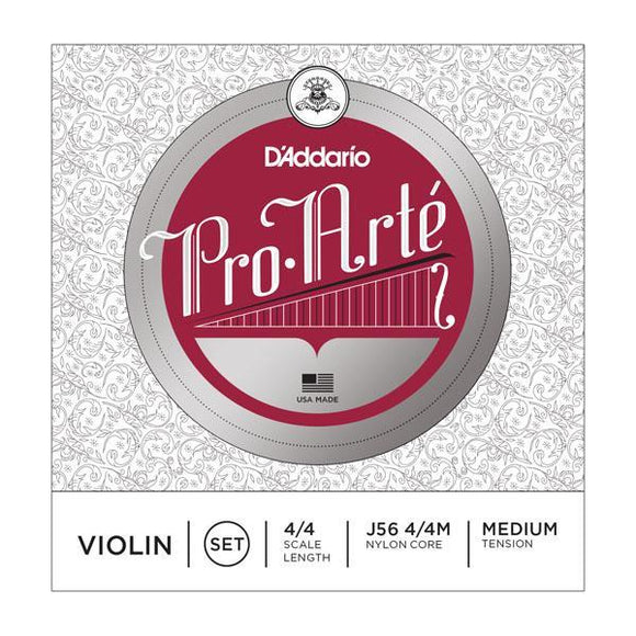 Accessories_Strings Proarte Violin Medium D 4/4 D'Addario Strings