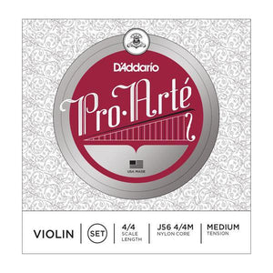 Accessories_Strings Proarte Violin Medium D Silver 4/4 D'Addario Strings