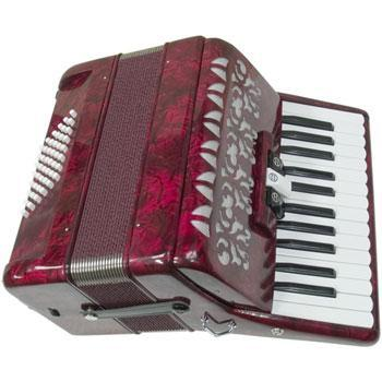 Accordions 48 Bass Piano Accordion