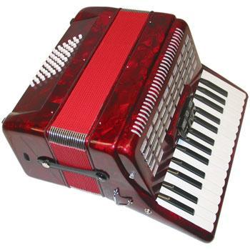 Accordions 48 Bass Piano Accordion 6 x 8