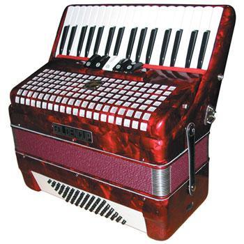 Accordions 72 Bass Piano Accordion