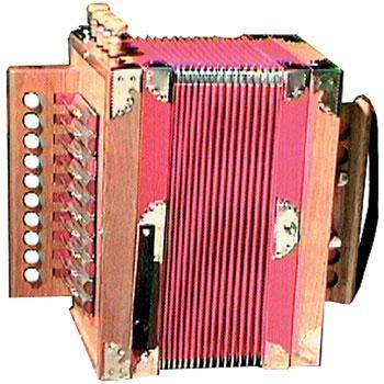 Accordions Bargain Cajun Accordion