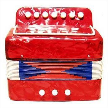 Accordions Mini Button Accordion