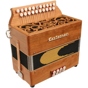 Accordions Studio Accordion, Castagnari