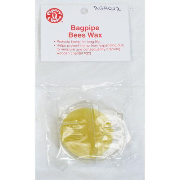 Bagpipes Beeswax