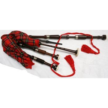 Bagpipes Gillanders & McLeod Bagpipe, Basic Set