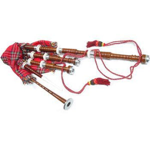 Bagpipes Highland Pipes, full size, rosewood