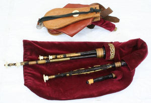 Bagpipes Northumbrian Smallpipes, 9 key