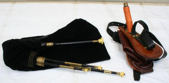 Bagpipes Northumbrian Smallpipes, Primitive Set