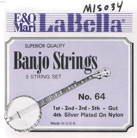 Banjos Classical Banjo Strings, Gut