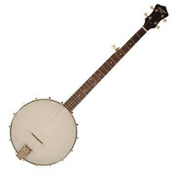 Banjos Rec King Dirty 30s Open Back Banjo